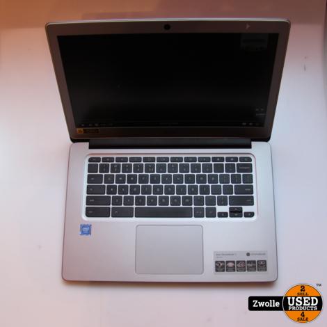Acer Chromebook R13 | Met adapter