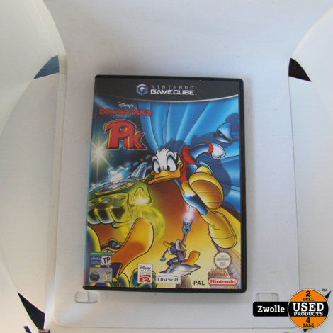 Gamecube spel | Donald duck PK