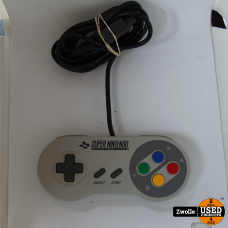 SNES console | compleet met 2 controllers