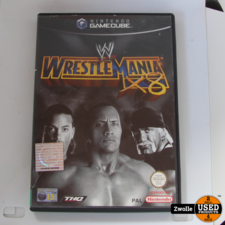 Gamecube spel | WrestleMania X8