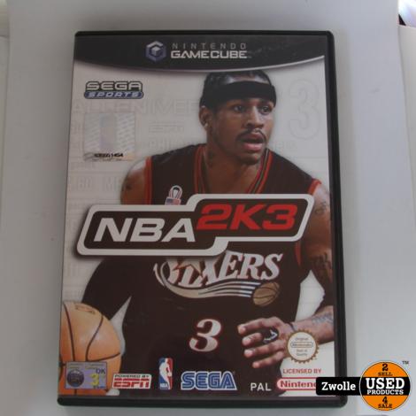 Gamecube spel | NBA 2K3
