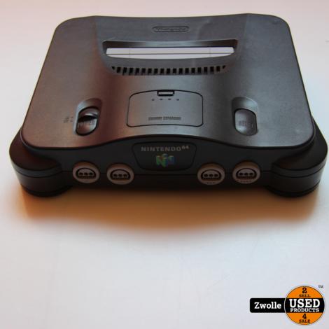 Nintendo 64 Console | Compleet met controller