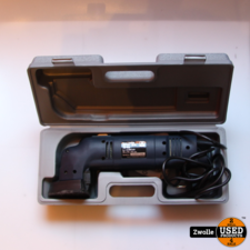 Ferm TS-125 | Schuurmachine | Compleet in koffer