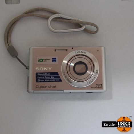 Sony Cyber-Shot 14.1 | Met oplader en hoesje