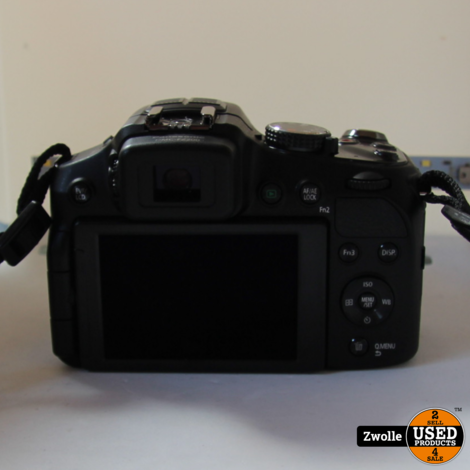 Lumix FZ200 Camera | Met tas