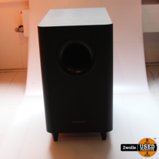 Onkyo set || Subwoofer || centre speaker || 2 x speakers