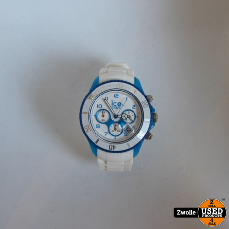 ICE watch | wit met blauw