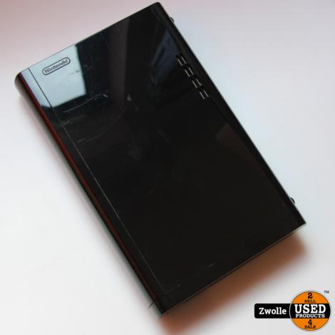 Wii U Console zwart | Compleet in doos
