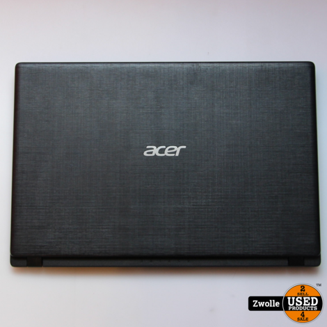 Acer aspire Laptop | 128 GB ssd opslag | 4 GB RAM | Met lader