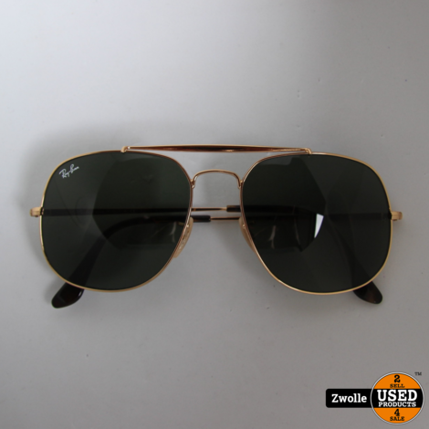 Rayban zonnebril | The General | RB3561 | Compleet in case