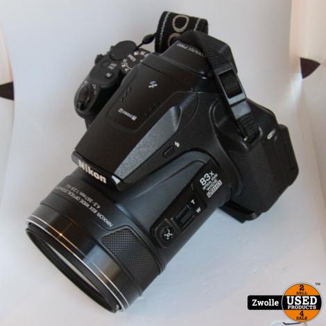 Nikon camera   Coolpix P900