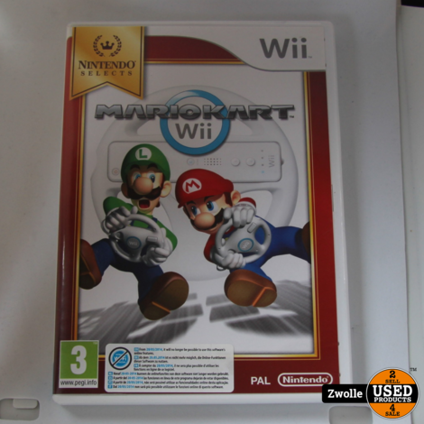 Wii spel | Mario kart