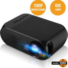 overig Mini Beamer | | Sdkaart ondersteuning | HDMI | Zwart
