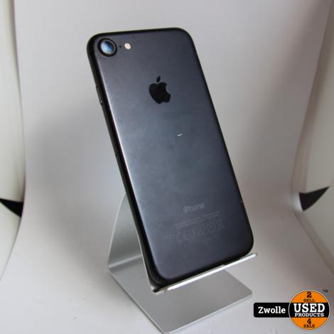 iPhone 7 Zwart   32 GB   Batterij nieuw 100%