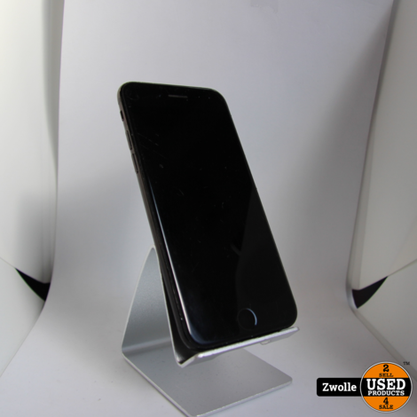 Apple iPhone 7    Zwart 32 GB   Nieuwe accu