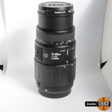 overig Sigma 70-300mm lens | DL Macro