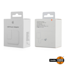 Apple iPad USB power adapter 12W