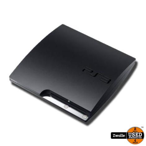 Playstation 3 console met controller