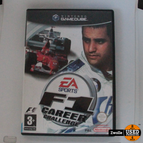 Gamecube spel | EA sports F1 Carrer