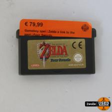 overig Gameboy game | Zelda a link to the past | Four Swords