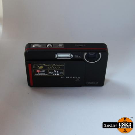 Fujifilm Finepix Z300   Camera   10MP   Compleet in doos