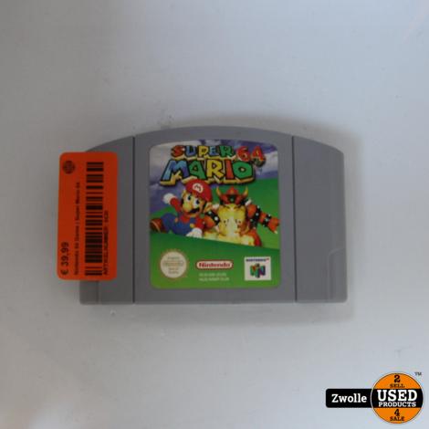 Nintendo 64 Game | Super Mario 64