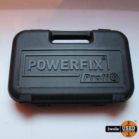 Powerfix Profi + inspectiecamera | Nieuw