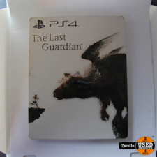playstation PS4 Game   The Last Guardian