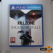 playstation PS4 game | Killzone shadow fall