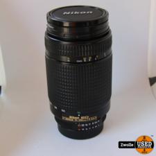 nikon Nikon lens ED 70 - 300mm 1:4-5.6D