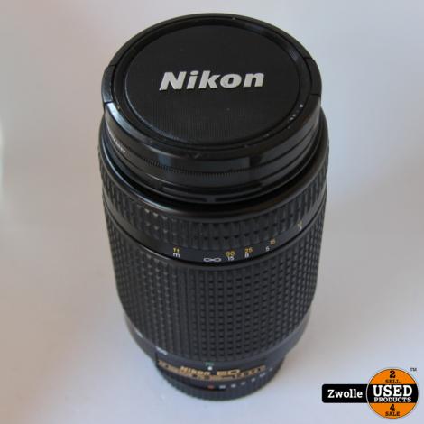 Nikon lens ED 70 - 300mm 1:4-5.6D
