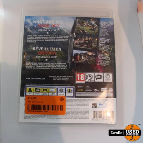 PS3 spel | Farcry 4