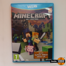 Wii U spel | Minecraft