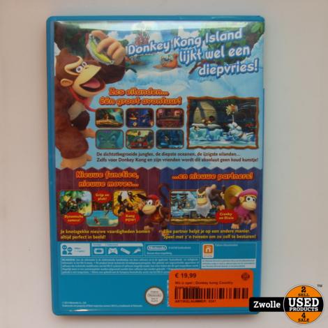 Nintendo Wii U game | Donkey kong Country tropical freeze
