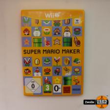 nintendo Wii U spel   Super mario maker