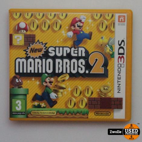 3DS spel   Super mario bros 2