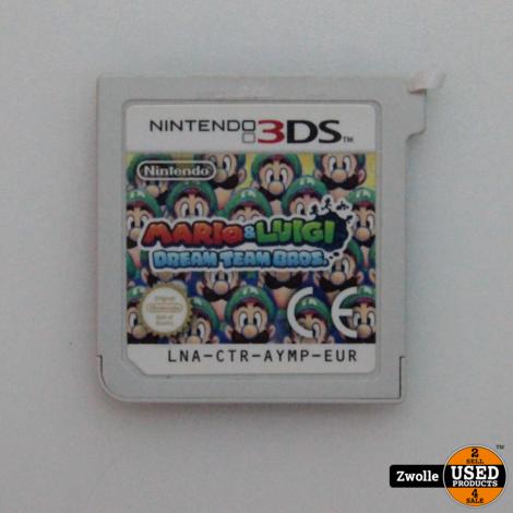 Nintendo 3DS game | mario & Luigi dream team bros