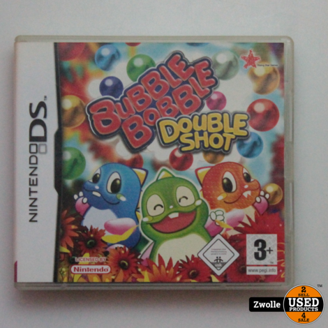 Nintendo DS game | Bubble Bobble Double shot
