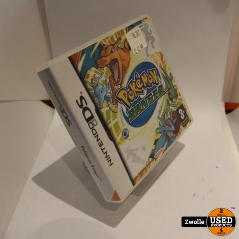 Nintendo DS game | Pokemon ranger