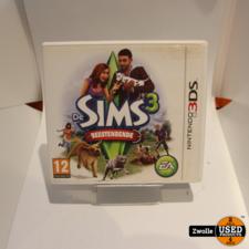 nintendo 3DS spel | de Sims3 beestenbende