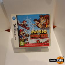 nintendo DS spel | Mario vs Donkey kong mini-land Mayhem