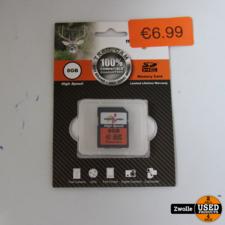 overig 8GB SD kaart || nieuw
