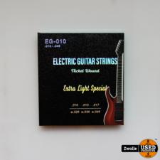 overig Elektrische gitaar snaren   EG-010