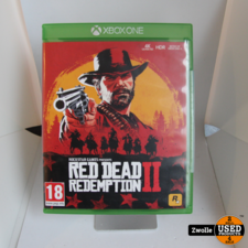 xbox Xbox one game Red Dead Redemption II