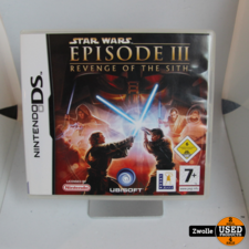 Nintendo DS game | Star wars Revenge of the sith