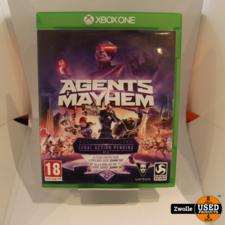 xbox Agents mayhem || Xbox one game