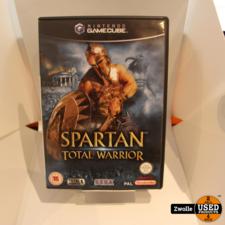 nintendo Nintendo Gamecube game Spartan