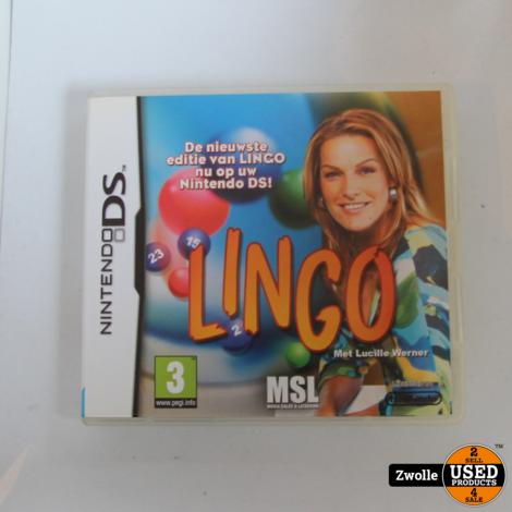 Nintendo DS game   Lingo