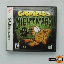 nintendo DS spel   Carefield's Nightmare