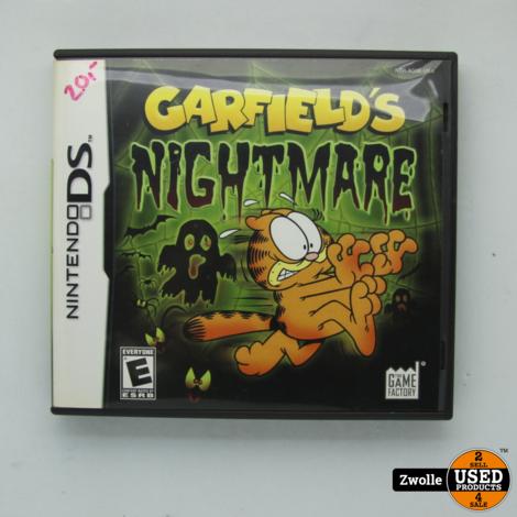 DS spel   Carefield's Nightmare